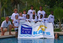 Nanny_cay_kats_swim